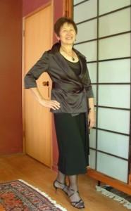 Joy Foo, Fabulous at 63